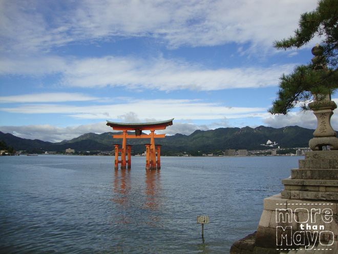 Red Torii - Myajima