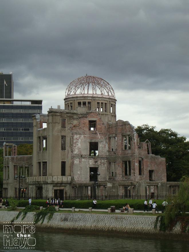 A-bomb koepel, Hiroshima
