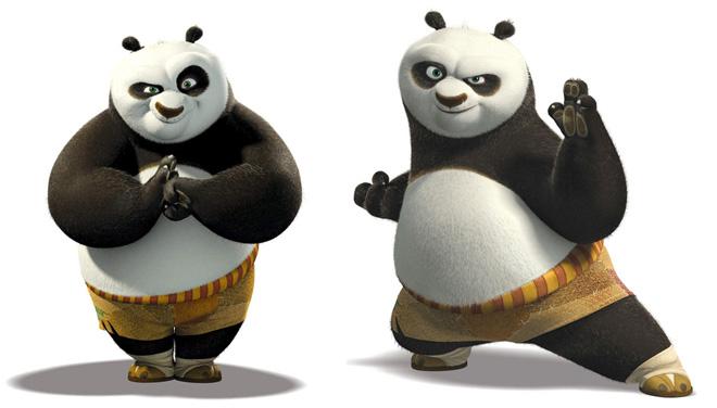 Eigenaardigheden en awesomeness - www.morethanmayo.com/eigenaardigheden-en-awesomeness | Image: Kung Fu Panda, copyright: More than Mayo