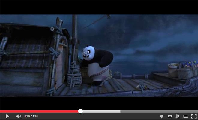 Eigenaardigheden en awesomeness - www.morethanmayo.com/eigenaardigheden-en-awesomeness | Image: Kung Fu Panda inner peace, copyright: More than Mayo