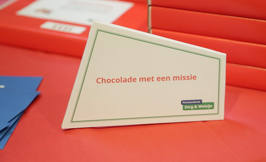 From the Kitchen: A super fun chocolate foodexperience - www.morethanmayo.com/foodexperience-m…onys-chocolonely | image: quote sign, photo credits and copyright design: More than Mayo foodconcepts