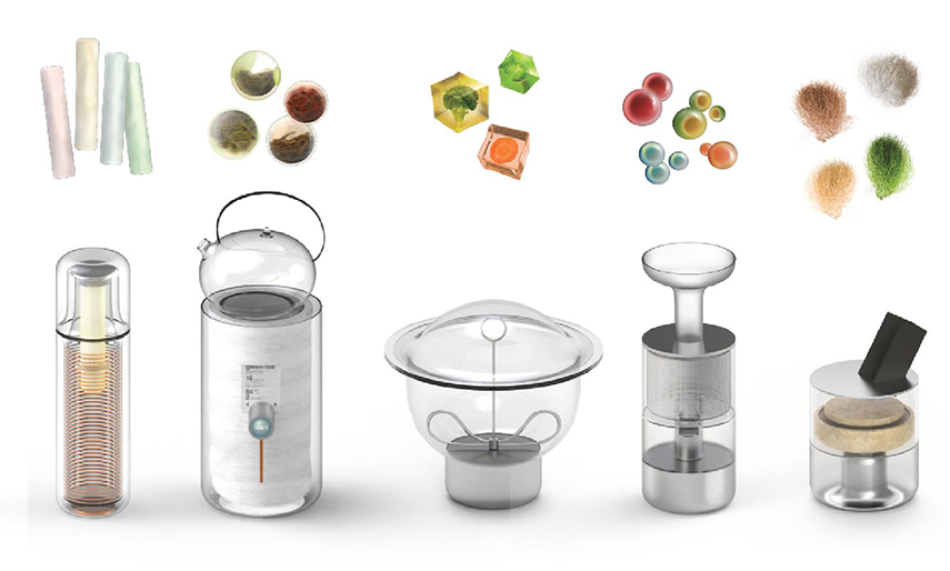 What's cooking: foodtrends 2017 and beyond - www.morethanmayo.com/foodtrends-2017 | image: Just Add Water by Koz Susani, source: prototypetoday.com