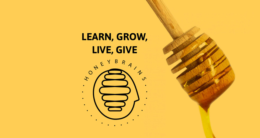 Eating out: HoneyBrains - a food concept that feeds your body and your brain - www.morethanmayo.com/brainfood-foodconcept-honeybrains | image: HoneyBrains, source: honeybrains.com