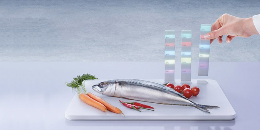 Feed your mind: Food Probes - The technique of 3D printing could play an important role in the development of personal nutrition - www.morethanmayo.com/trend-persoonlijk-food-probes | image: diagnostic kitchen, source: robotsingastronomy.com