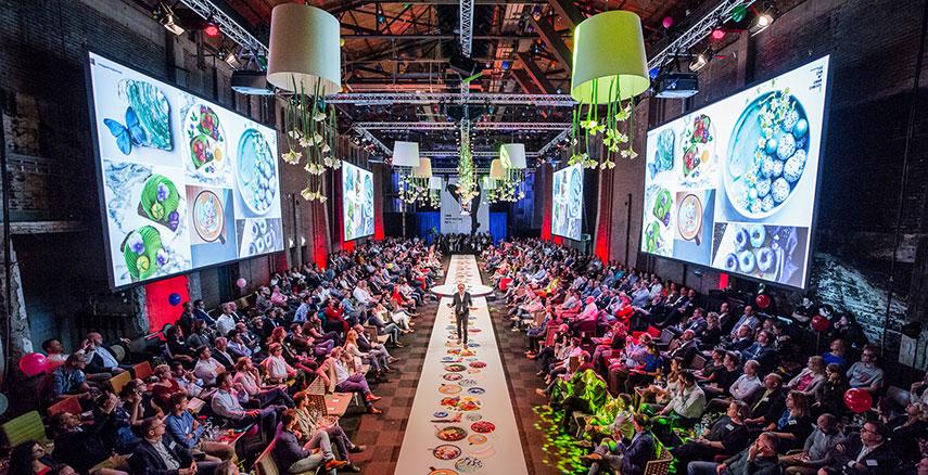 Wat event managers kunnen leren van experience designers - morethanmayo.com/event-managers-experience-designers | Image: Food inspiration Days 2017, copyright: Floris Heuer, source: flickr.com/photos/foodinspirationdays