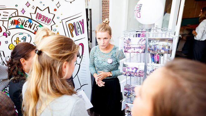 5 Redenen om events in te zetten in je marketingstrategie - www.morethanmayo.com/5-redenen-events-marketingstrategie | image: Booth @ Event Street 2018 - source: www.flickfeeder.com
