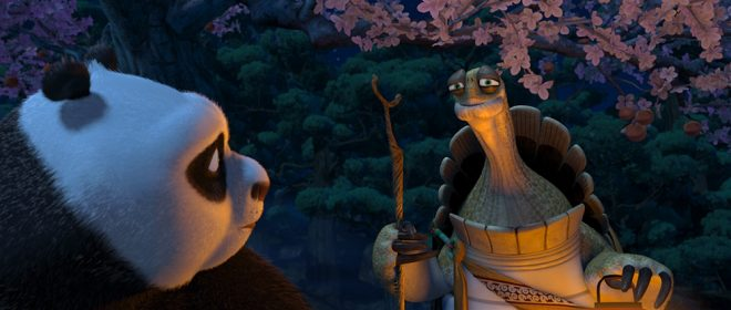 Marketing lessons from... Kung Fu Panda - www.morethanmayo.com/marketing-lessen-kung-fu-panda | image: Oogway and Po, source: kungfupanda.wikia.com