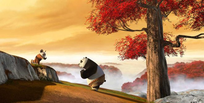 Marketing lessons from... Kung Fu Panda - www.morethanmayo.com/marketing-lessen-kung-fu-panda | image: Shifu and Po, source: kg-portal.ru