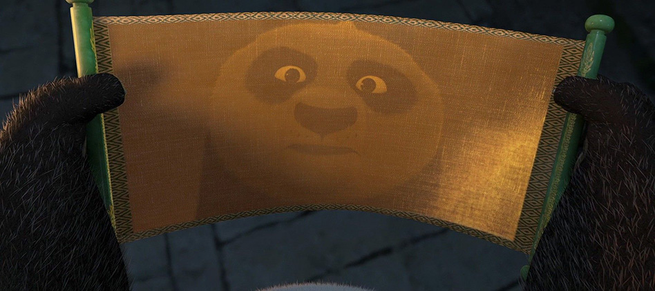Marketing lessen van... Kung Fu Panda - www.morethanmayo.com/marketing-lessen-kung-fu-panda | image: The scroll, source: animationscreencaps.com