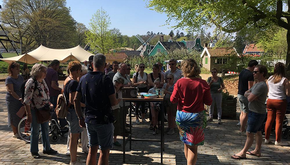 Openluchtmuseum Gruwelijk Lekker lente event