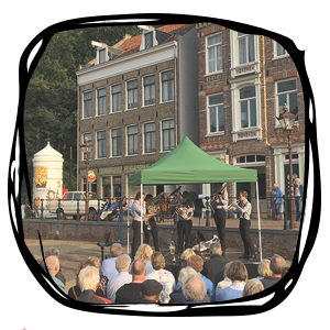 Opening NJO Muziekzomer Nederlands Openluchtmuseum