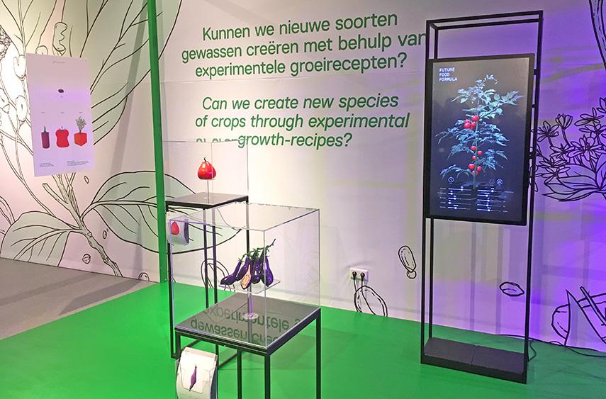 Expositie: Voedsel van morgen (Future Food) - www.morethanmayo.com/expositie-future-food | image: Future Food future food formula, credits: More than Mayo